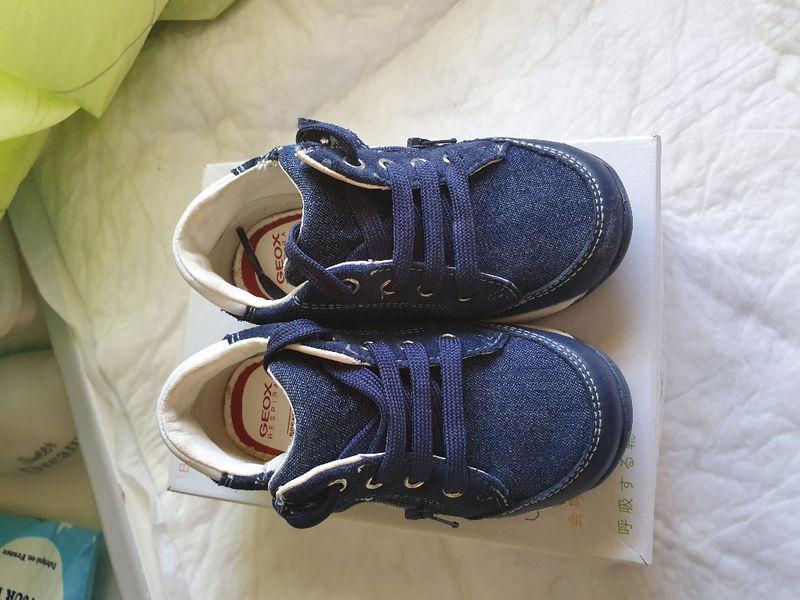 angemessener Preis auf Füßen Bilder von 100% authentisch Kickers and Geox Size 23 Shoe