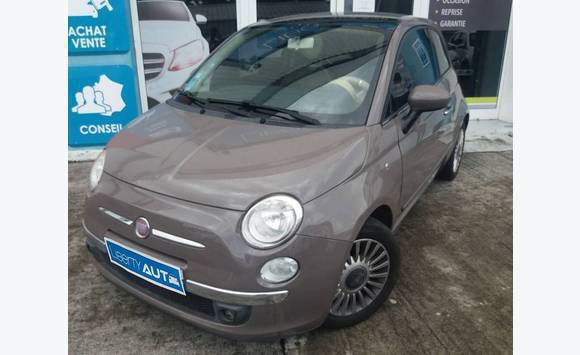 Fiat 500 1. 2 8V Dualogic Lounge
