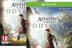 Assassin's Creed Odyssey : PS4, XBOX ONE, NEUF