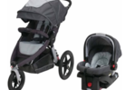 Cozy + base car and stroller