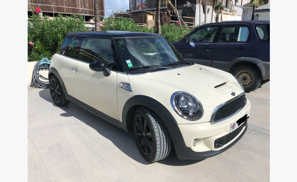 Mini Cooper S all options