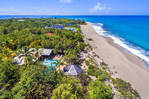 Beachfront Cottage 2, 5 acres Plum Bay St. Martin