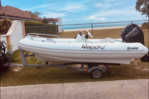 2013 Mercury M Series 400 13 Foot RIB/Inflatable