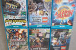LOT OF WII U GAMES