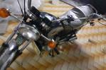 Moto Honda custon
