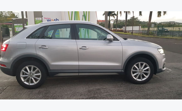 AUDI Q3 TFSI AMBIENTE COLD ULTRA