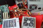 Lot composants divers / JCG97