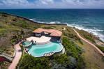 Magnificent Oceanfront Villa, Red Pond, SXM