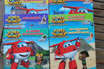 SUPER WINGS 8 albums