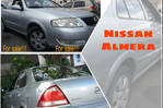 NISSAN ALMERA CLASSIC 2012 AUTO GOOD CONDITION