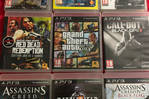 Lot 9 PS3 games