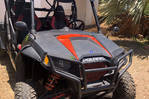 Vas Polaris Robbie Gordon 800 RZR