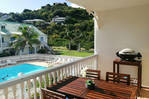 Furnished apartment T2 - beach - swimming pool