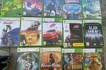 Xbox 360 + 120GB hard drive + 14 games