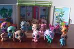 Petshops figurines