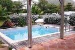 BAIE ORIENTALE : Maison 3 chambres -piscine-jardin